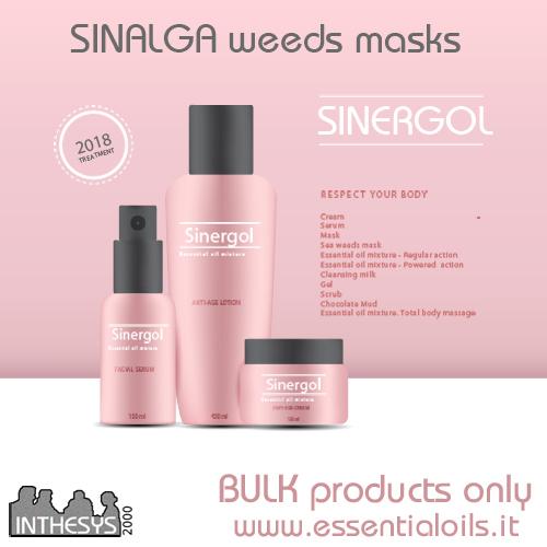 SINALGA Weeds Masks
