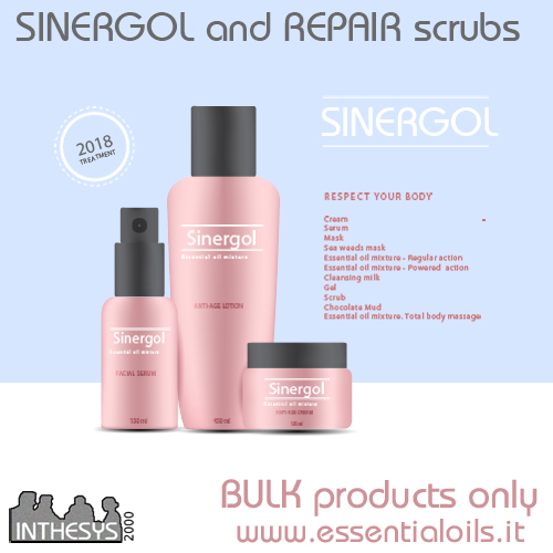 SINERGOL And REPAIR Scrubs