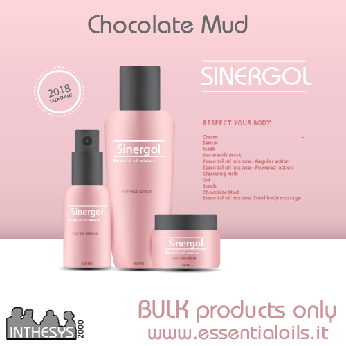 SINERGOL Chocolate Mud