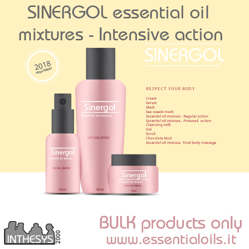 SINERGOL Essential Oil Mixtures - Intensive Action