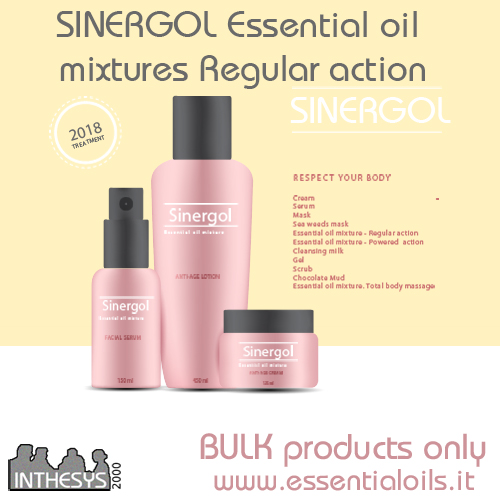 SINERGOL Essential Oil Mixtures – Regular Action
